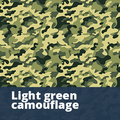 Navn på mønstertryk: Light green camouflage